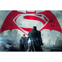 Painel Decorativo Festa Infantil Batman Vs Superman (mod4)
