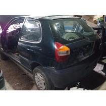 Peças Sucata Fiat Palio Fire 01/06 Motor Modulo Parachoque