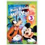 Dvd Disney - Pura Risada Com O Mickey 3