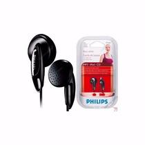Fone De Ouvido Philips Shei360 - Mp3 Mp4 Iphone Lacrado