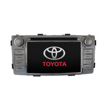 Central Kit Multimidia Toyota Hilux (2012 A 2014)