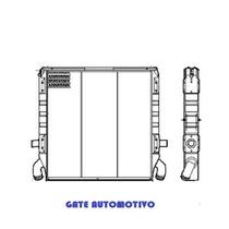Radiador Scania 112-t / 113-t 81-98