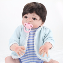 Boneco Bebe Reborn Menino Corpo Silicone