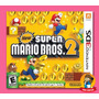 New Super Mario Bros. 2 Nintendo 3ds / 2ds Novo! Lacrado!