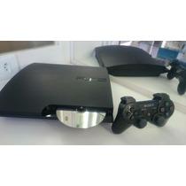 Playstation 3 Slim 160 Gb (semi Novo)