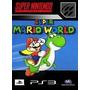 Super Mario World Para Ps3 Destravado Leia Anuncio