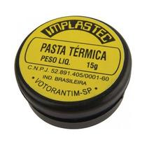 Pasta Térmica 15g Para Processador Marca Implastec