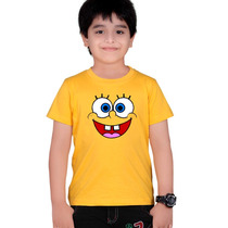 Camisetas Infantil Bob Esponja 808