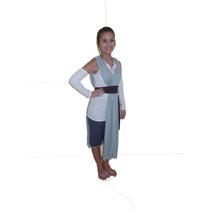 Fantasia Rey Star Wars Feminina