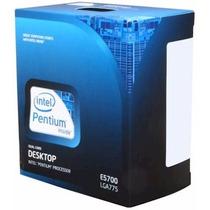 Processador Intel Pentium Inside Dual Core Lga775 - E5700