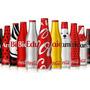 Garrafinha Chaveiro Personalizada Coca-cola