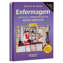Cálculo E Administração De Medicamentos 13ª Edição