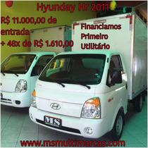Hyundai Hr 2.5 Bau 2011 - Kia Bongo Bau / Carroc. / Partner