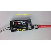 Receptor S603 Spektrum Jr Ar6200 Ar6210 Ar7000 Ar8000 9305