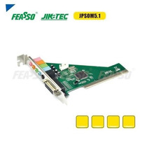 Placa Pci Som 5.1 Compatível Com Win7/ Win8/ Win10