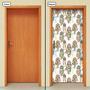Adesivo Decorativo De Porta - Filtro Dos Sonhos - 166mlpt