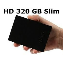Hd 320gb Para Xbox 360 Slim - Pronta Entrega