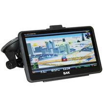 Gps Bak 7009 Tela 7 Usb/3.5mm/tv Digital - Preto