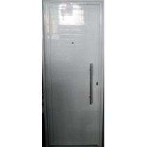 Porta Social 2,10 X 1,00 Lambril - Puxador Largo