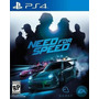 Need For Speed Ps4 - Mídia Física