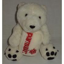 Pelúcia Urso Polar Coleção Parmalat