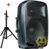 Caixa Ativa Staner 15 Ps1501 A Bluetooth + Tripe - Kadu Som