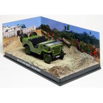 1/43 Jeep Willys M606 007 James Bond Octopussy Jipe