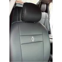 Capas De Couro Ecologico Para O Renault Clio,produto 100%