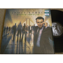 James Labrie Static Impulse Lp + Cd Dream Theater Opeth