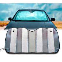 Protetor Solar Parabrisa Painel De Carro Para Sol Metalizado
