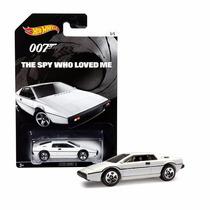 Hot Wheels 007 James Bond Lotus Esprit S1 Mattel