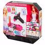 Boneca Barbie Airbrush - Spray De Verdade - Mattel Cld92