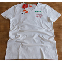 Camiseta Com Estampa E Cores Da Itália Puma ¿ Original