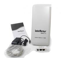 Intelbras Wog 212 V2.0 - Outdoor Station 2 - 12 Dbi