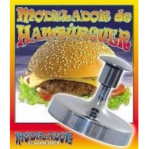 Modelador De Hambúrguer Profissional