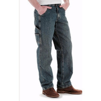 Lee Dungarees Carpenter Calça Jeans Tam 56 Br Sanded 46x30