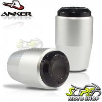 Slider Dianteiro Anker Cbr 1000 Rr 08/11 - Prata - Honda