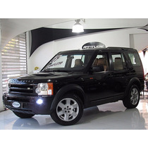 Land Rover 2007 Discovery 3 Hse 2.7 Turbo Diesel Top