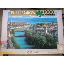Quebra Cabeça Puzzle Grow 1000 Peças Serie Classic