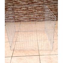 Canilzinho De Casa Cercadinho P/cachorros Gatos Coelhos Etc