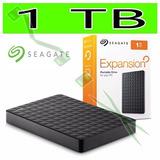 Hd Externo 1tb Portátil Seagate Expansion 1000gb 2,5 Usb 3.0