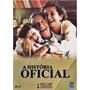 Dvd A História Oficial - Oscar Filme Estrangeiro - Lacrado