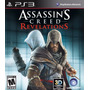 Assassins Creed: Revelations Playstation 3 Mídia Física Ps3