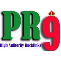 431 Backlinks 30 Edu/gov + 30 Pr9  Criadas Manualmente Seo
