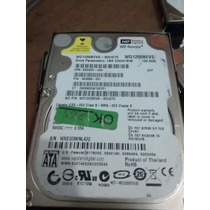 Placa Logica Hd Notebook Western Digital 120gb Wd1200bevs