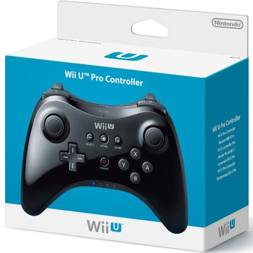 Controle Nintendo Wii U Pro Controller Wiiu - Original