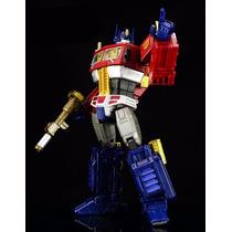 Transformers - Optimus Prime Platinum Edition - Hasbro A7286