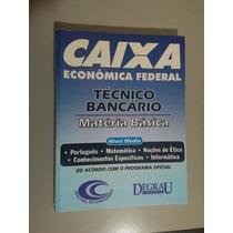 Livro- Caixa Econômica Federal - Técnico Bancário