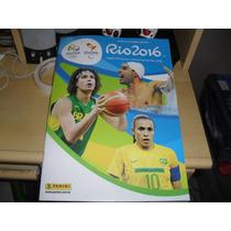 Album Com 100 Figurinhas Das Olimpiadas 2016 Album Gratis