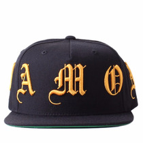 Boné Diamond Supply Co Snapback Original Life Skate Grizzly